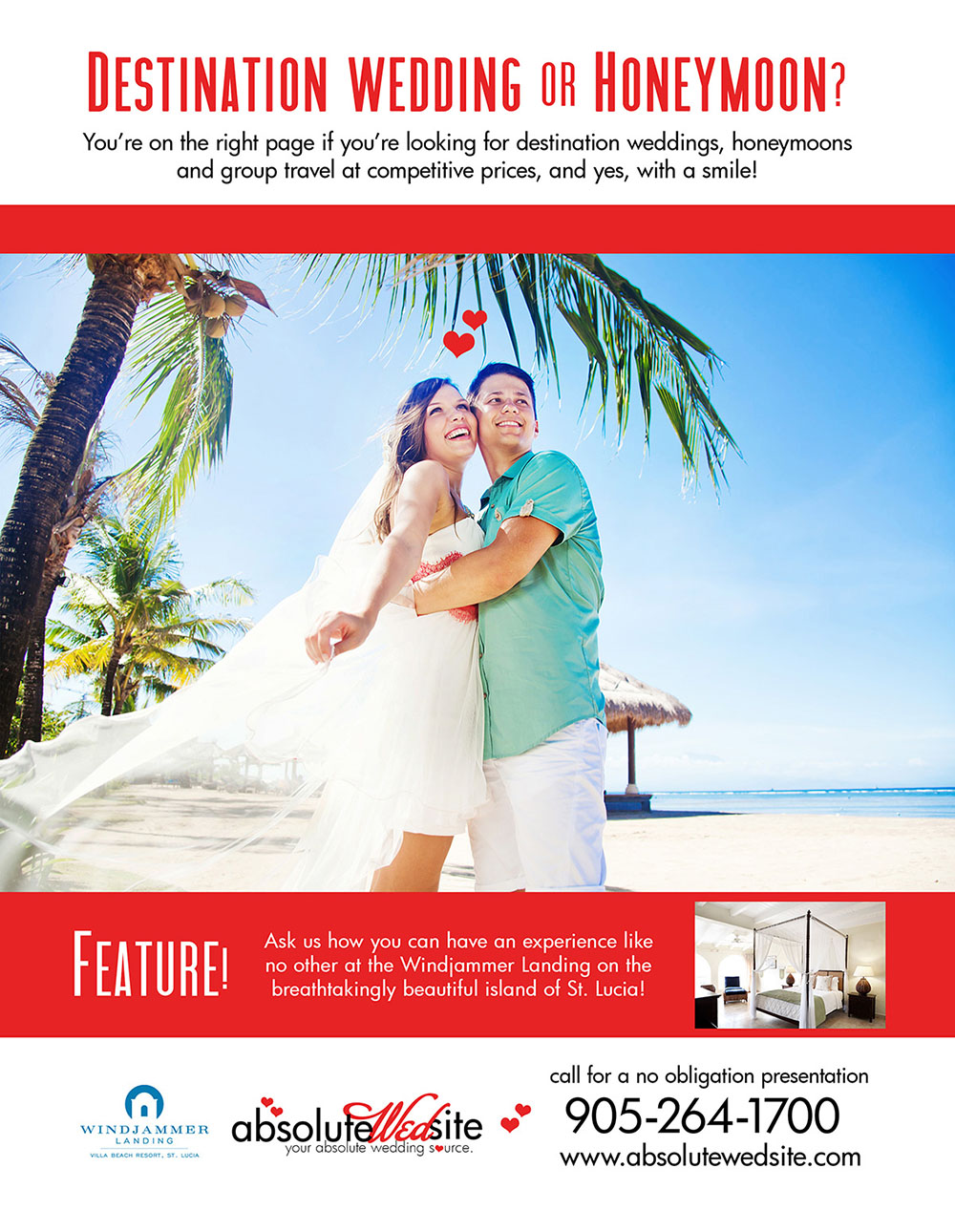 absolute wedsite destination weddings honeymoons located in toronto area